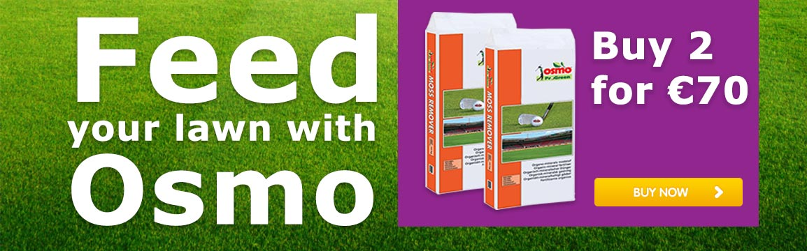 Osmo Moss Remover 25kg Buy 2 For €70