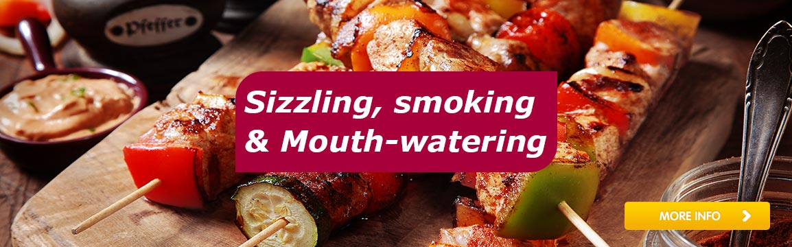 Sizzling Smoking BBQs