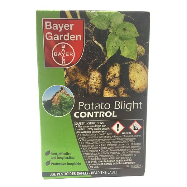 Bayer Garden Potato Blight Control 100ml | Horkans Garden Centre