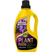 Liquid Plant Food 1ltr
